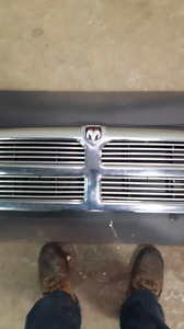 2nd gen dodge ram grill
