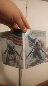 Assassin's Creed III Limited Edition.