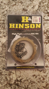 Hinson Clutch Set !!BRAND NEW!!