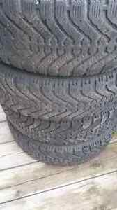 195/65/R15 Winter Tire Set