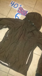 Lululemon and tna jacket
