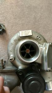 Almost unused OEM Turbo from a  Genesis 2.0L Turbo 28231-2c410