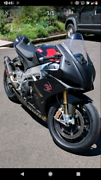 2010 rsv4 factory track bike Lilyfield Leichhardt Area Preview