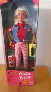 1997 Coca-Cola Barbie Picnic
