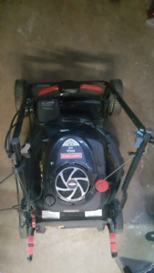 Craftsman Briggs & Stratton Gold 6.75HP Self Propelled Lawnmower