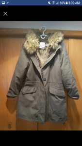 Aritzia Community winter coat