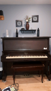 1920's piano- made in Listowel piano factory