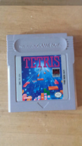 Tetris for Game Boy/GBA