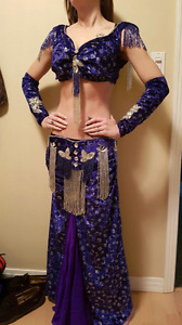Professional belly dance costume *Price reduced!*