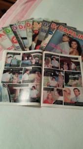 1982 - 1986 Darling Romance Magazines