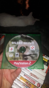 Silent Hill 2 disc only up for trade