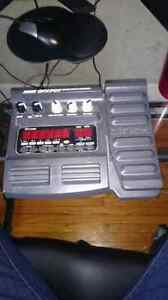 Zoom gfx-707 effects pedal