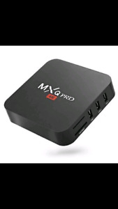 Android TV Box - MXQ Pro - Amlogic S905 Android 7.1.2