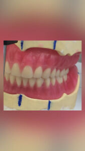 Complete Denture for ONLY $250