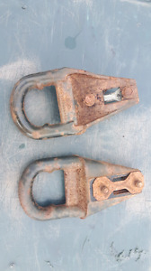2001 ford f-150 super crew heavy duty tow hooks