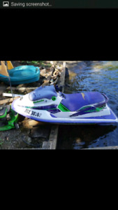 Looking to sell my 94 seadoo spi