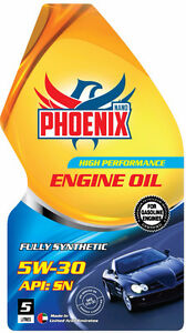 "Extremely Pure ""Phoenix"" Motor Oil + Excellent price!!!!"