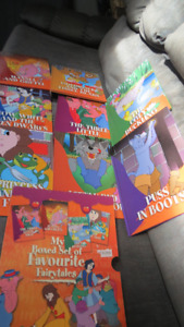 Boxed set of Fairytales