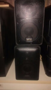 SPEAKERS pour mini/micro chaines, choix