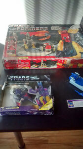 Transformers Generation One Vintage and Reissue lot