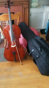 Beginner cello 4/4