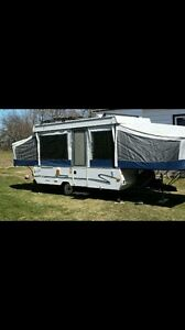 Priced to sell! Tent Trailer