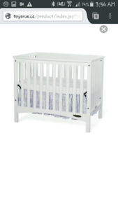 Looking for a mini or portable crib