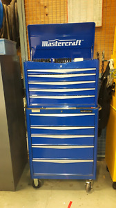 "30"" Mastercraft toolbox Great Condition"
