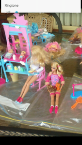 Wanted: Wanting to buy Barbie babies and acces