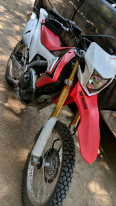 Looking for crf250l wheels