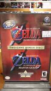 Gamecube☆Zelda Ocarina/Masterquest London Ontario image 1