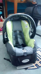 Baby car seat evenflo