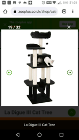 La Digue III Cat Tree brand new in box *Supports Animal Rescue*