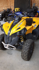 2014 CanAm Renegade 500. Basically New *REDUCED*