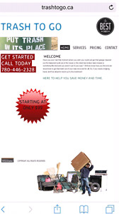 Best Price Junk Removal. Call or text 7806869809