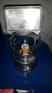 Vintage .01 cent Ford gumball machine
