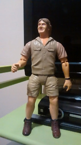 Talking Steve Irwin figure