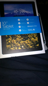 10 inch Lenova Android  Tablet