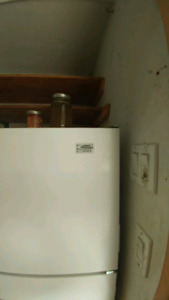Fridge for sale (minus the food) - sold