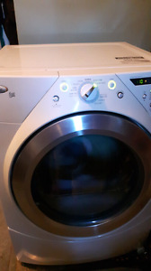 Heavy duty whirlpool duet dryer