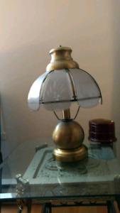 Deux belles lampes