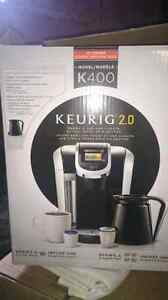 Keurig 2.0 coffee machine