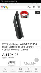 Zeta holeshot device Kx250f/Kx450f