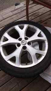 Mazda 3 wheels and tires PRICE DROP