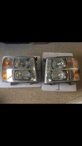 Factory Headlights and Tail lights