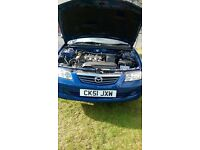 Mazda 626 Gxi 1.8 Liter (Cheap, Brilliant, fast, full MOT)