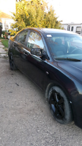 SAFTIED 2006 Mazda 3i. As-is