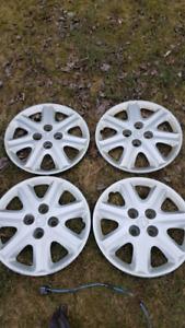 """15"""" Honda hubcaps"""