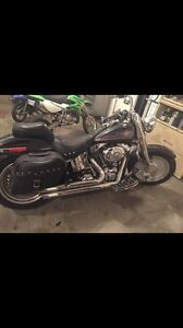 2008 Harley Fat Boy