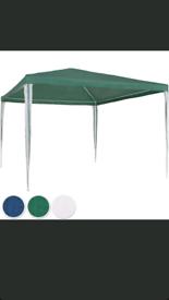 3x3M Heavy Duty Gazebo Marquee Canopy Waterproof Garden Patio Party Te